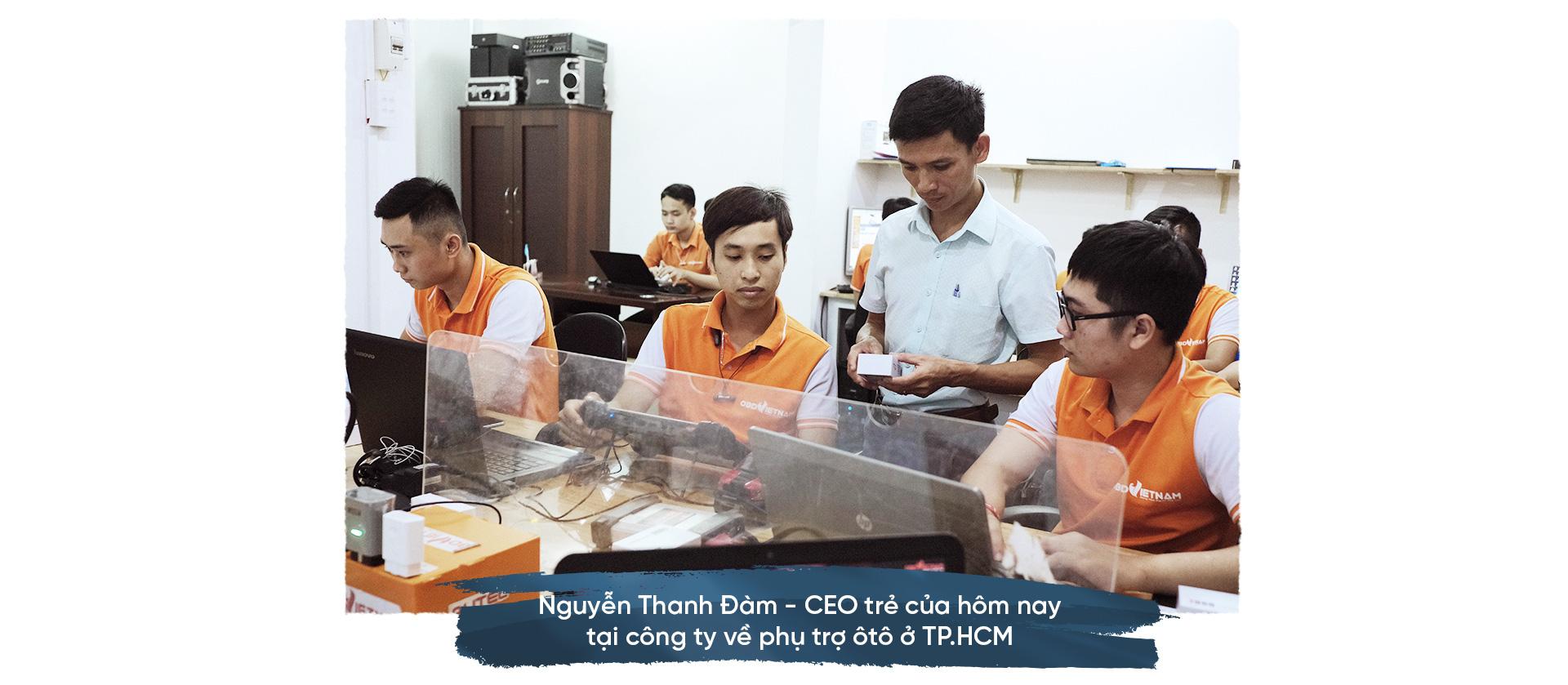 Nguyễn Thanh Đàm: Ở tận cùng đớn đau, là hi vọng - Ảnh 2.
