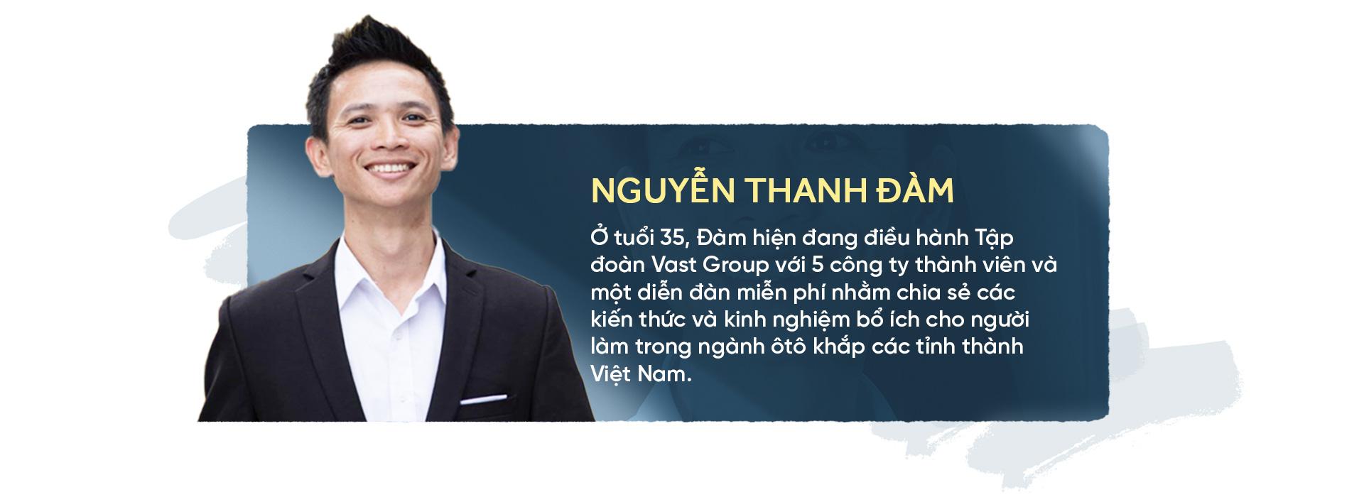 Nguyễn Thanh Đàm: Ở tận cùng đớn đau, là hi vọng - Ảnh 1.