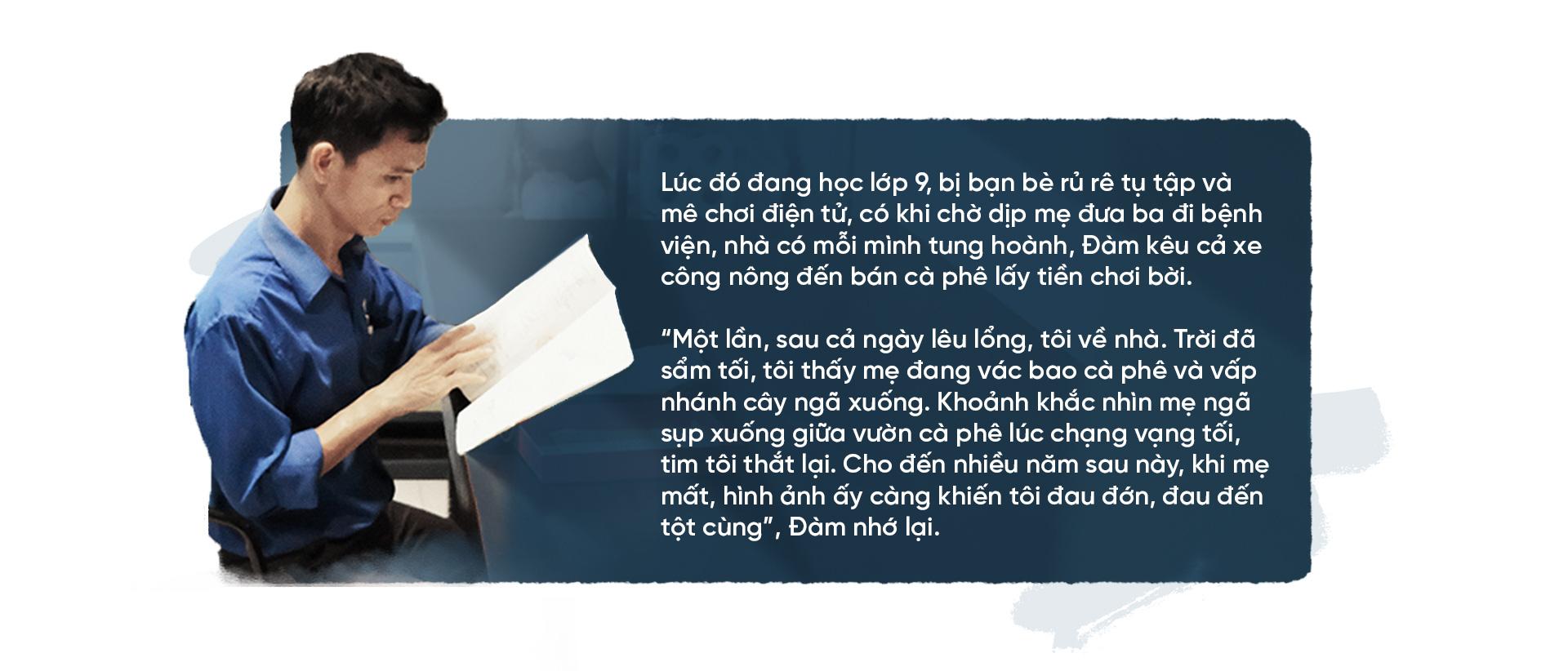 Nguyễn Thanh Đàm: Ở tận cùng đớn đau, là hi vọng - Ảnh 7.