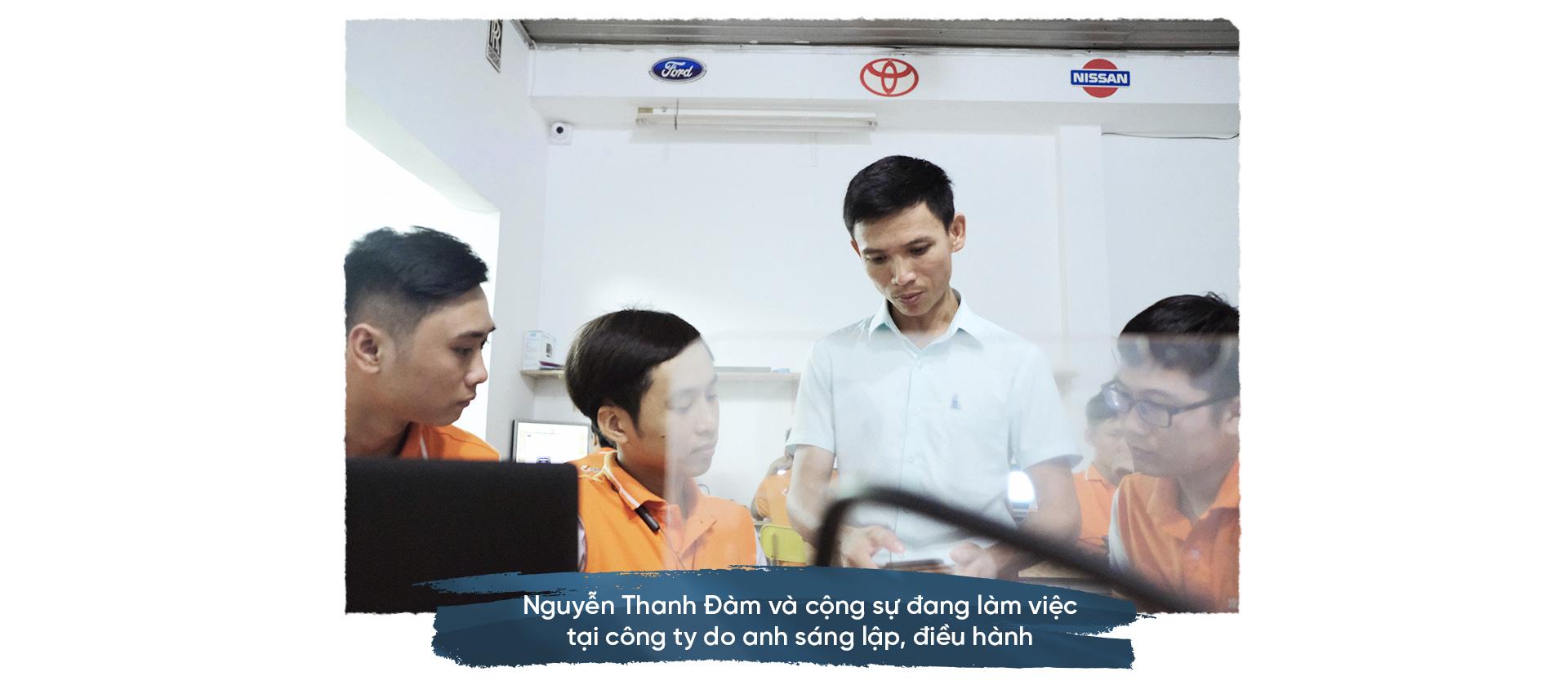 Nguyễn Thanh Đàm: Ở tận cùng đớn đau, là hi vọng - Ảnh 13.
