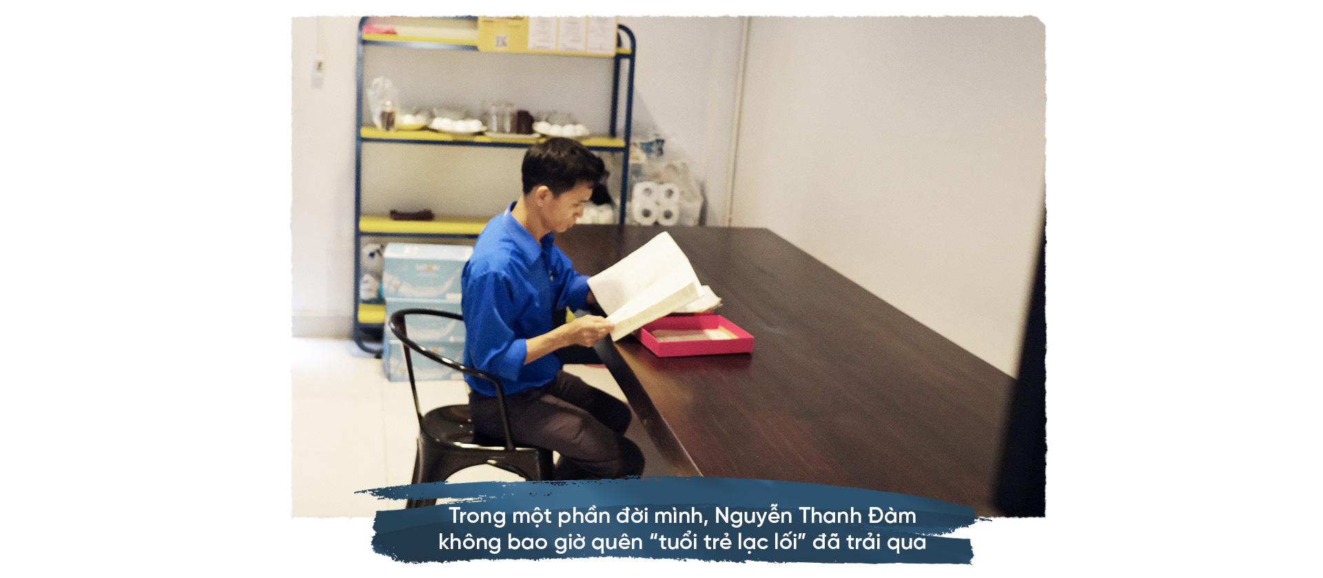 Nguyễn Thanh Đàm: Ở tận cùng đớn đau, là hi vọng - Ảnh 9.