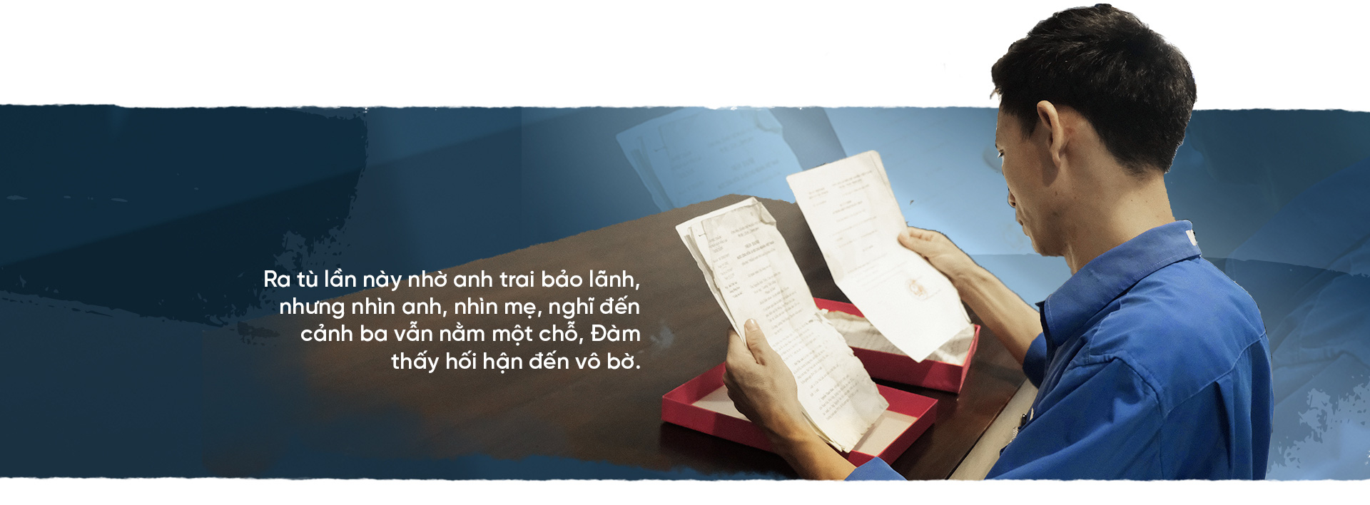Nguyễn Thanh Đàm: Ở tận cùng đớn đau, là hi vọng - Ảnh 11.
