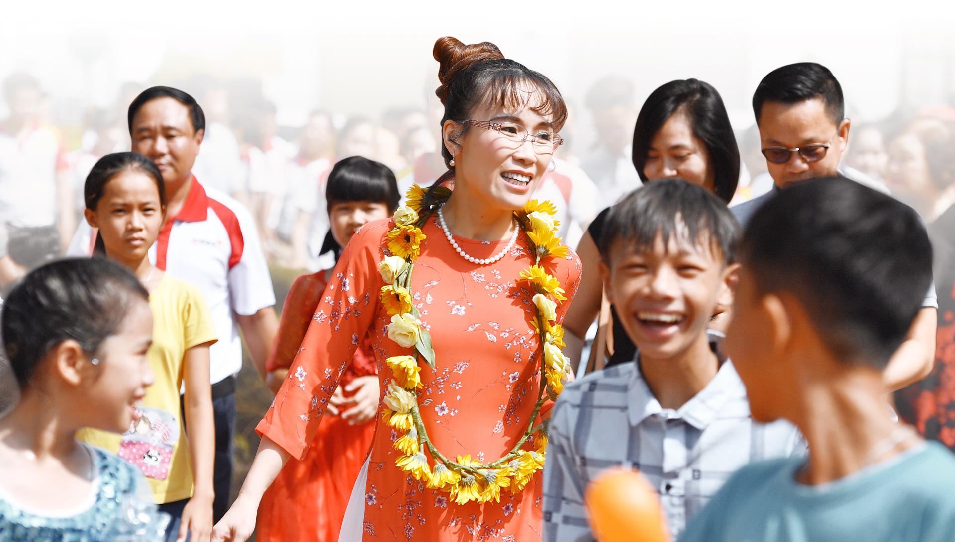 CEO Vietjet Nguyễn Thị Phương Thảo: Tiền nhiều để hiện thực hóa những ước mơ cao đẹp - Ảnh 19.