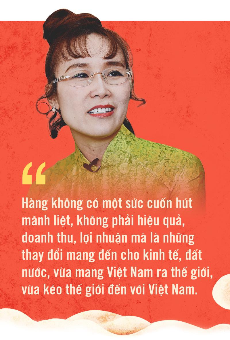 CEO Vietjet Nguyễn Thị Phương Thảo: Tiền nhiều để hiện thực hóa những ước mơ cao đẹp - Ảnh 2.