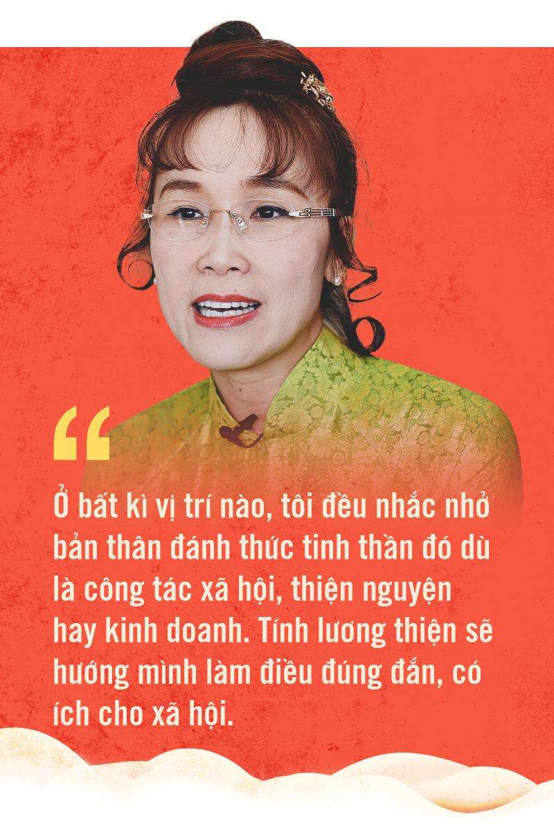 CEO Vietjet Nguyễn Thị Phương Thảo: Tiền nhiều để hiện thực hóa những ước mơ cao đẹp - Ảnh 7.