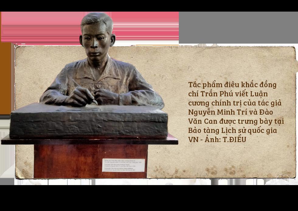 Những kỷ vật đầy cảm xúc hành trình 90 năm Đảng Cộng sản Việt Nam - Ảnh 12.