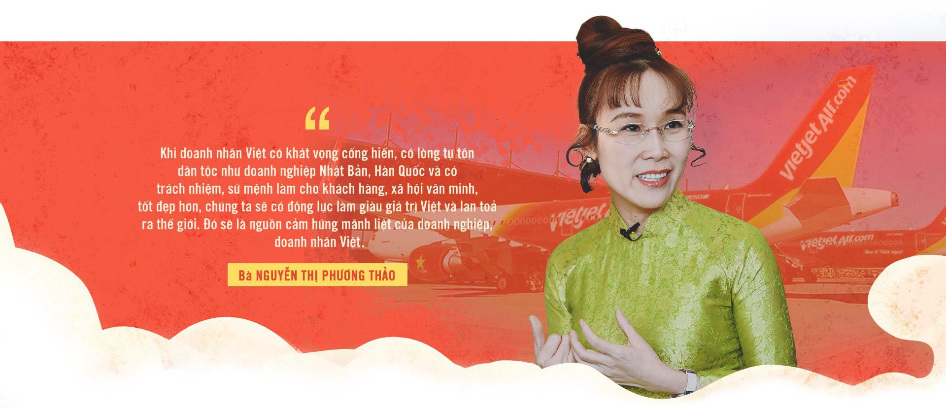 CEO Vietjet Nguyễn Thị Phương Thảo: Tiền nhiều để hiện thực hóa những ước mơ cao đẹp - Ảnh 9.