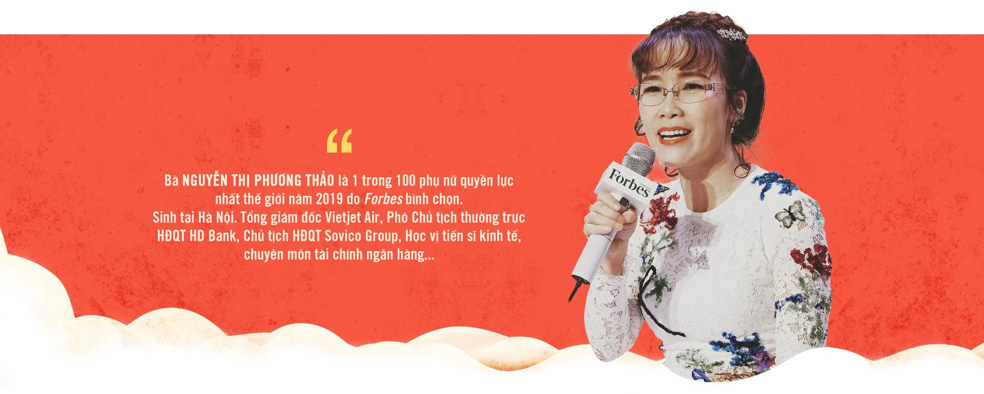 CEO Vietjet Nguyễn Thị Phương Thảo: Tiền nhiều để hiện thực hóa những ước mơ cao đẹp - Ảnh 5.