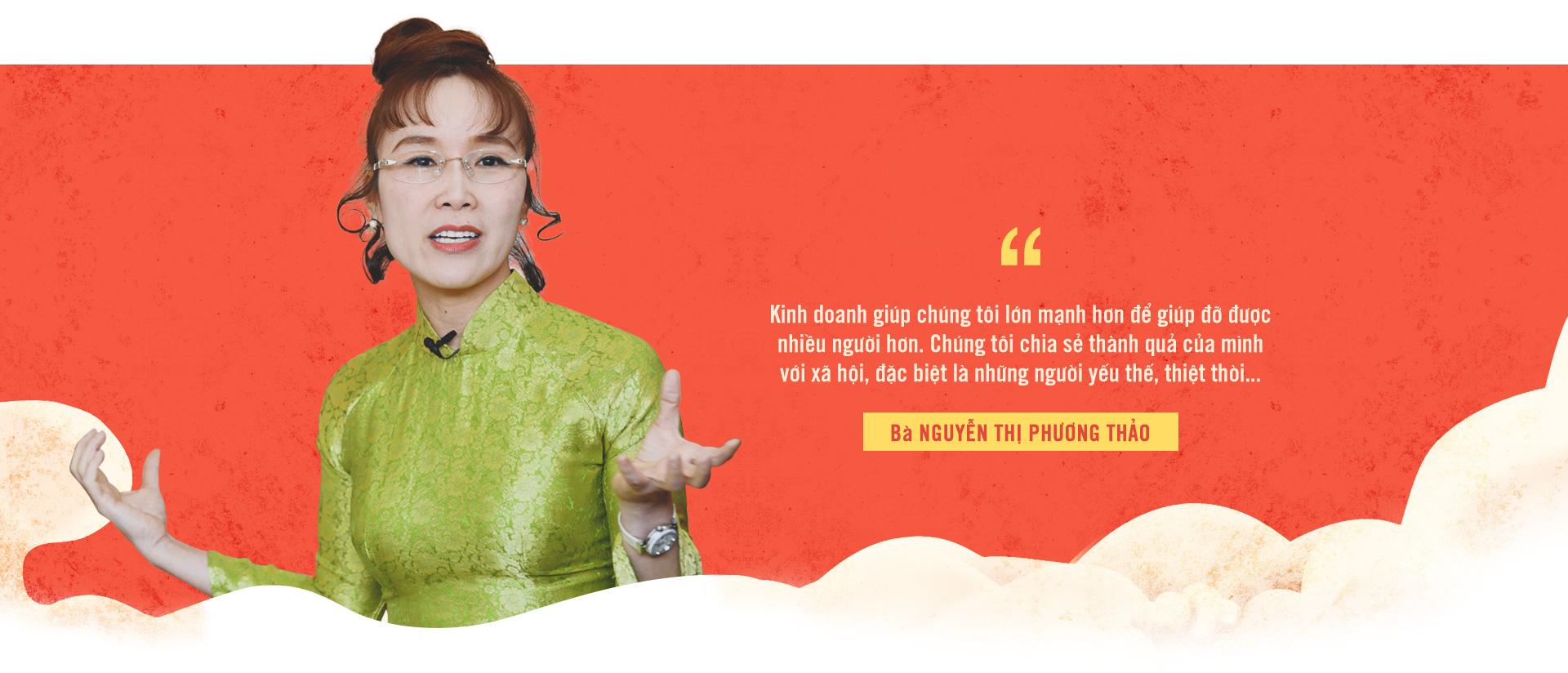 CEO Vietjet Nguyễn Thị Phương Thảo: Tiền nhiều để hiện thực hóa những ước mơ cao đẹp - Ảnh 15.