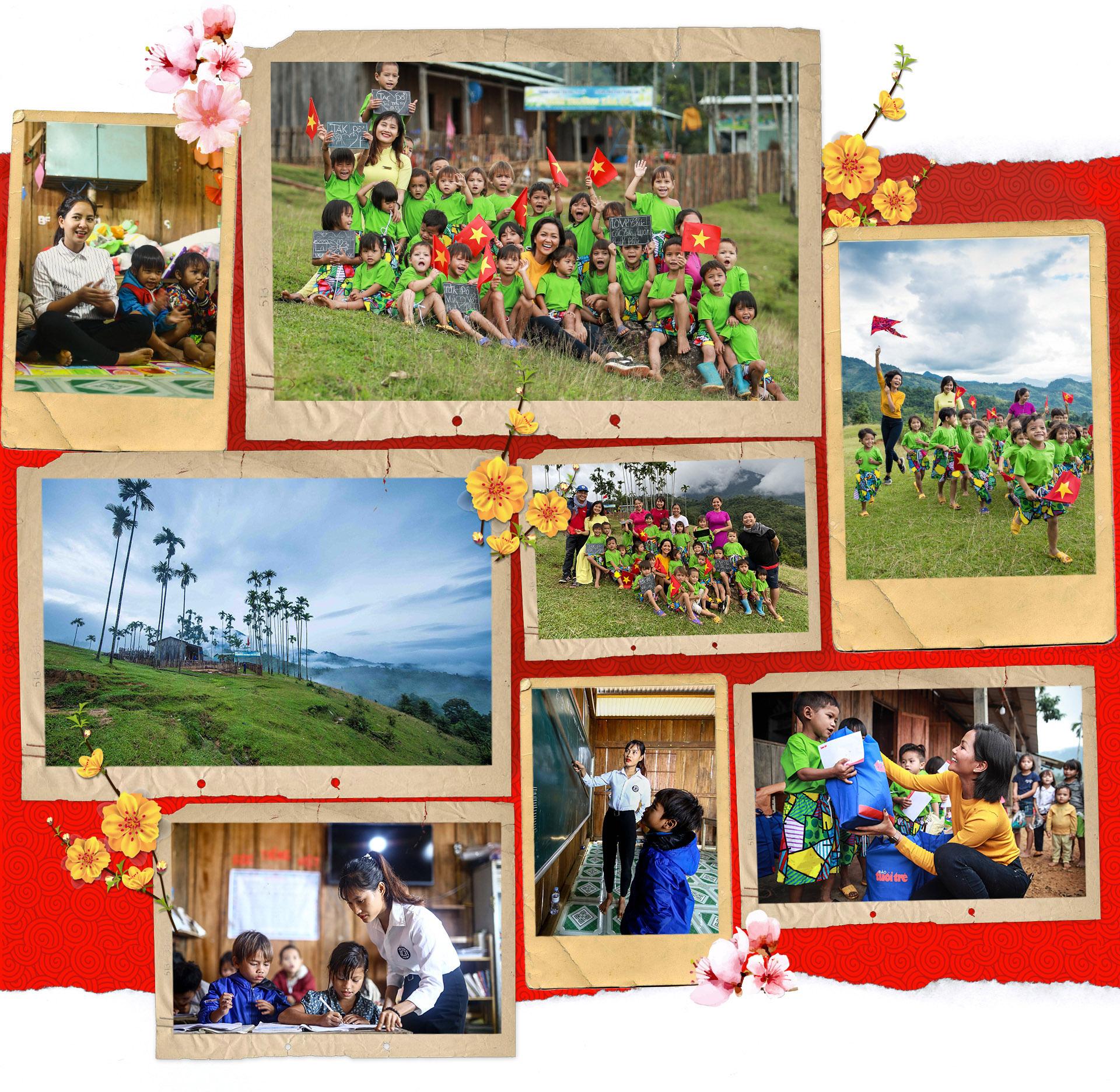 Tuổi Trẻ, HHen Niê đến với cô trò Tắk Pổ và câu chuyện bìa báo Tết Canh Tý 2020 - Ảnh 8.