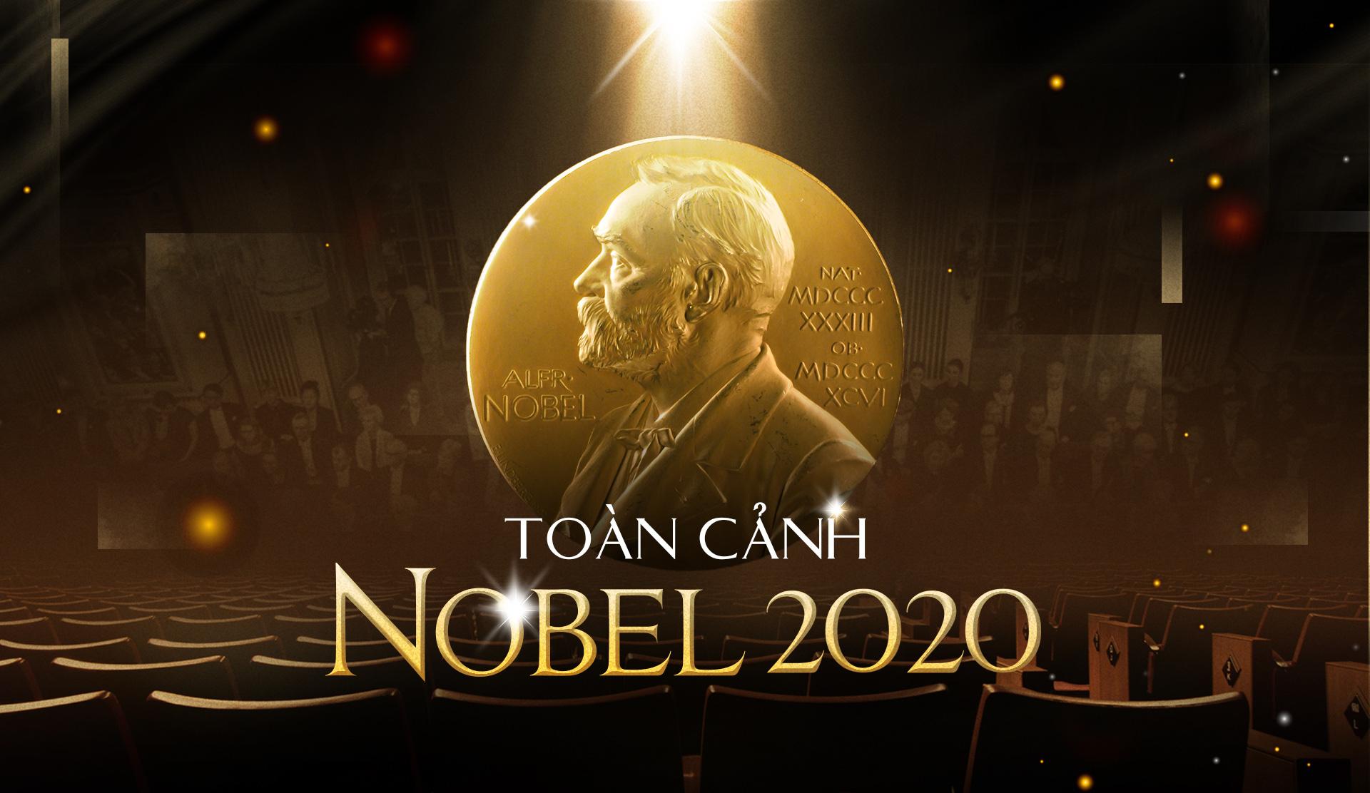 Toàn cảnh Nobel 2020