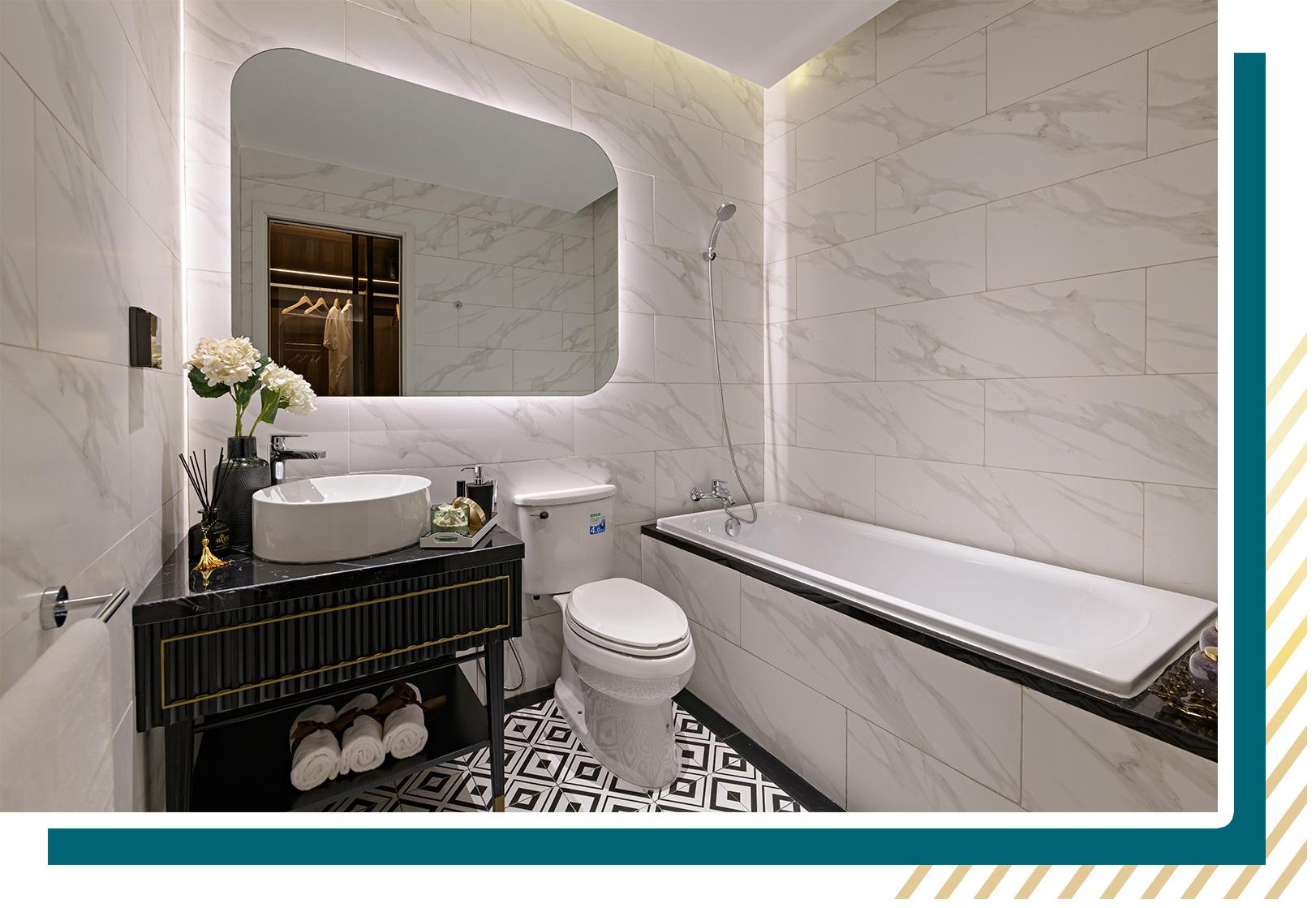 Anderson Park - căn hộ chuẩn hạng phòng Suite 5 sao đã sẵn sàng trình làng - Ảnh 8.