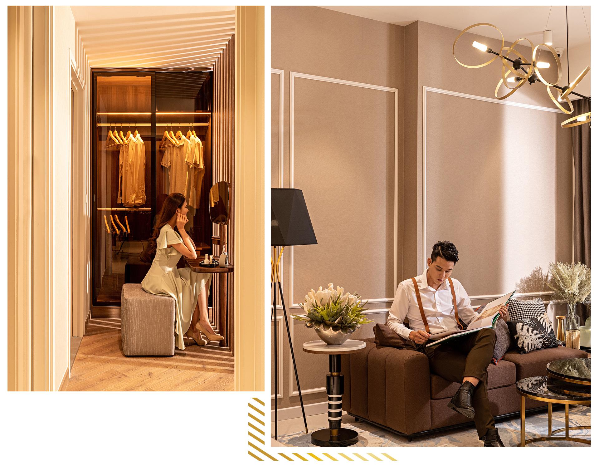 Anderson Park - căn hộ chuẩn hạng phòng Suite 5 sao đã sẵn sàng trình làng - Ảnh 2.