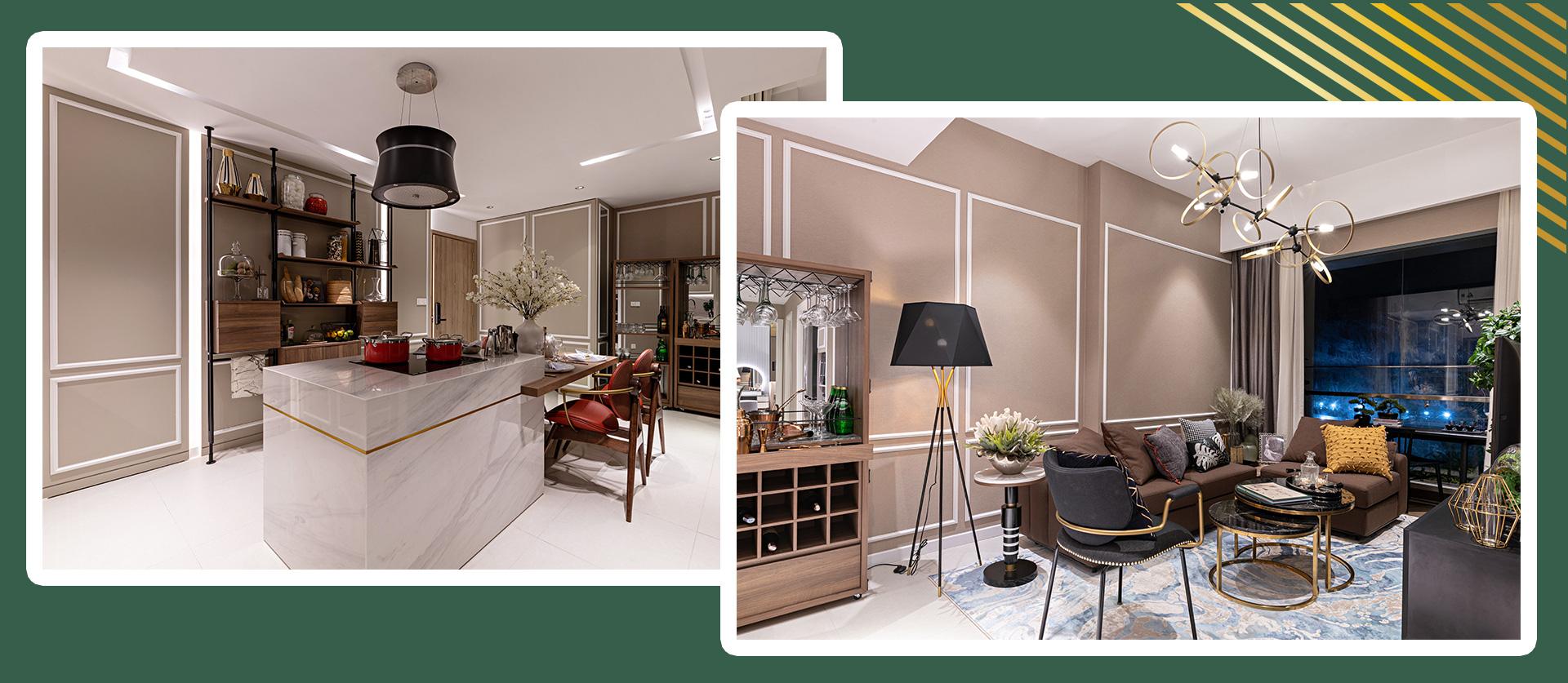 Anderson Park - căn hộ chuẩn hạng phòng Suite 5 sao đã sẵn sàng trình làng - Ảnh 3.