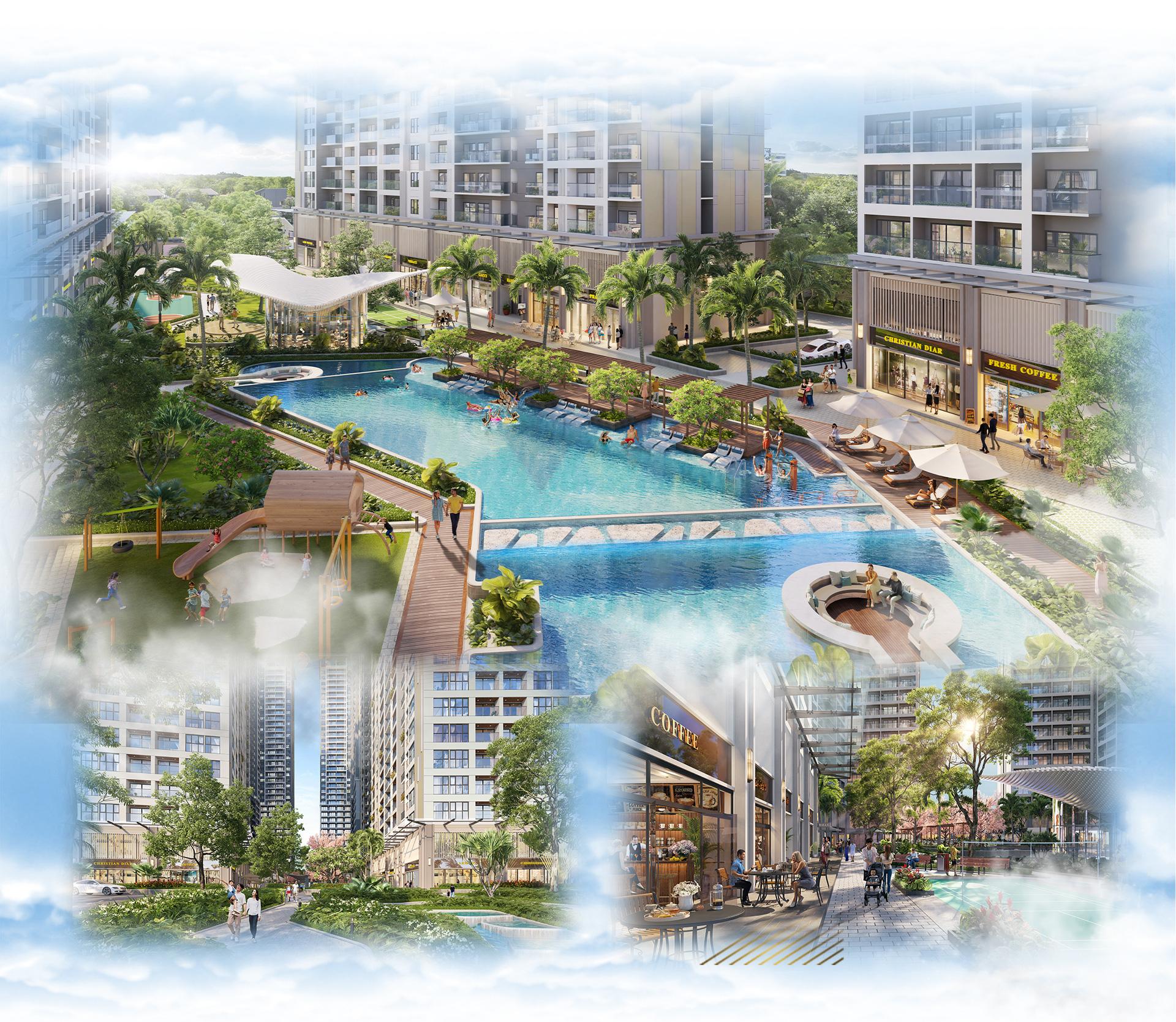 Anderson Park - căn hộ chuẩn hạng phòng Suite 5 sao đã sẵn sàng trình làng - Ảnh 9.
