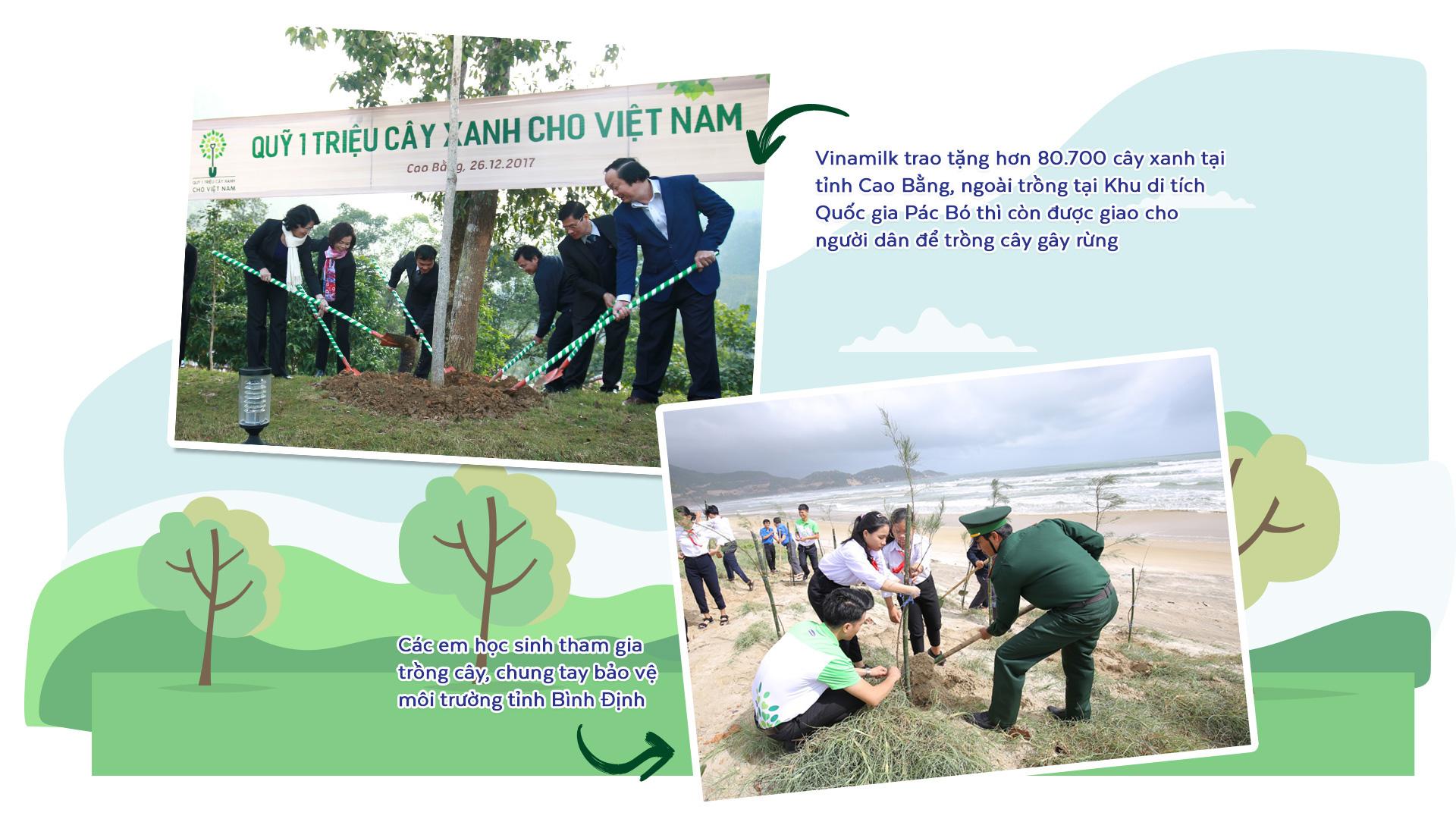 Triệu cây vươn cao - Hành trình xanh khởi đầu tương lai xanh - Ảnh 9.
