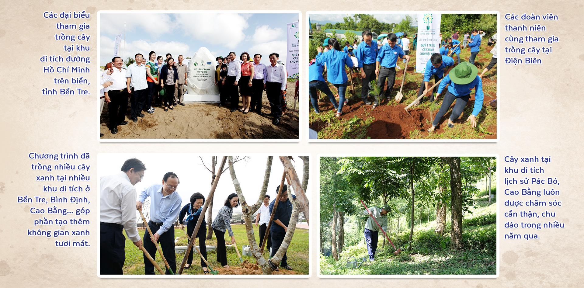 Triệu cây vươn cao - Hành trình xanh khởi đầu tương lai xanh - Ảnh 13.