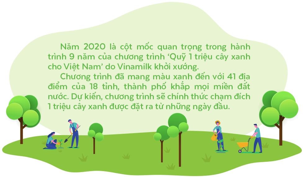 Triệu cây vươn cao - Hành trình xanh khởi đầu tương lai xanh - Ảnh 1.