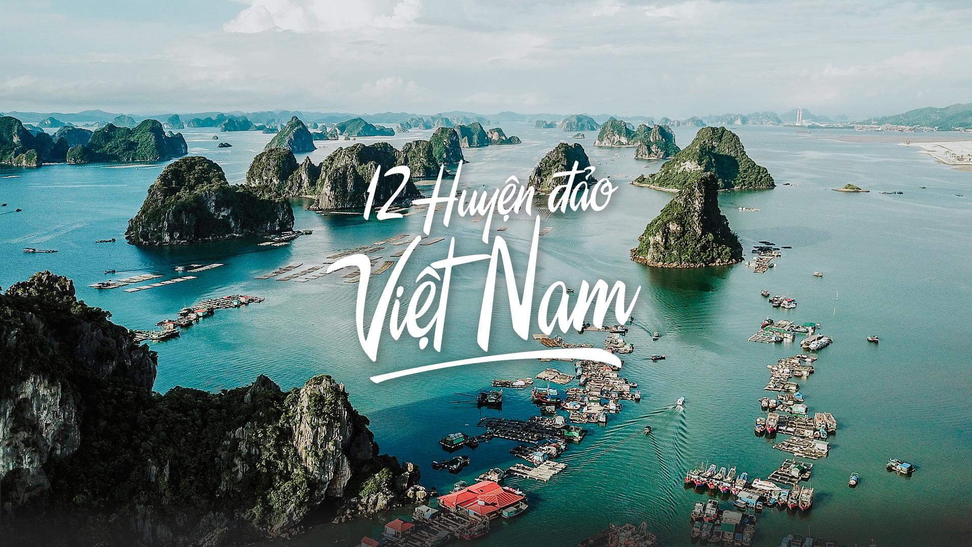 12 huyện đảo Việt Nam