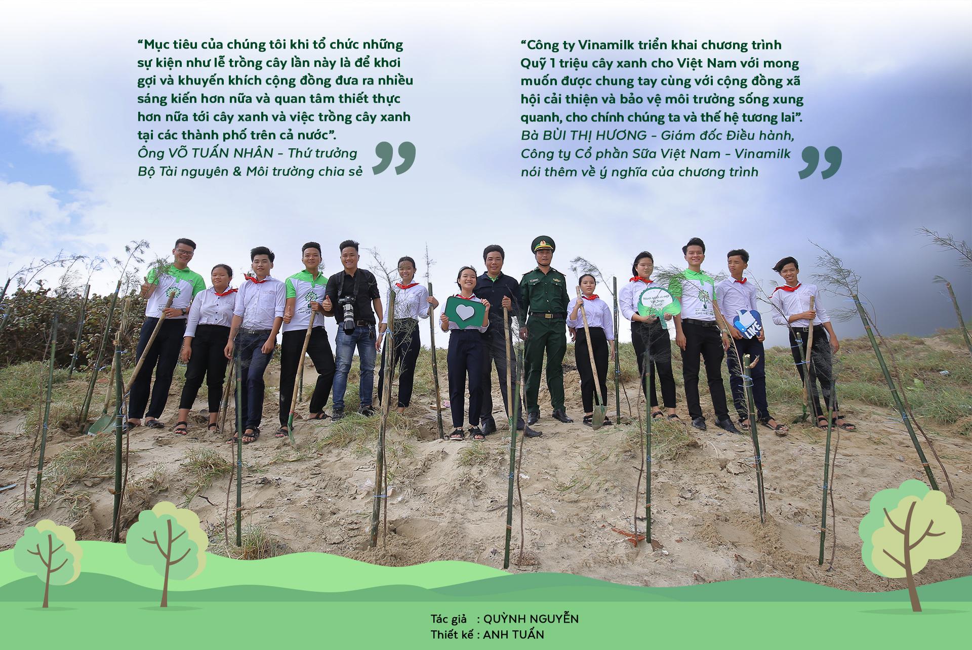 Triệu cây vươn cao - Hành trình xanh khởi đầu tương lai xanh - Ảnh 15.