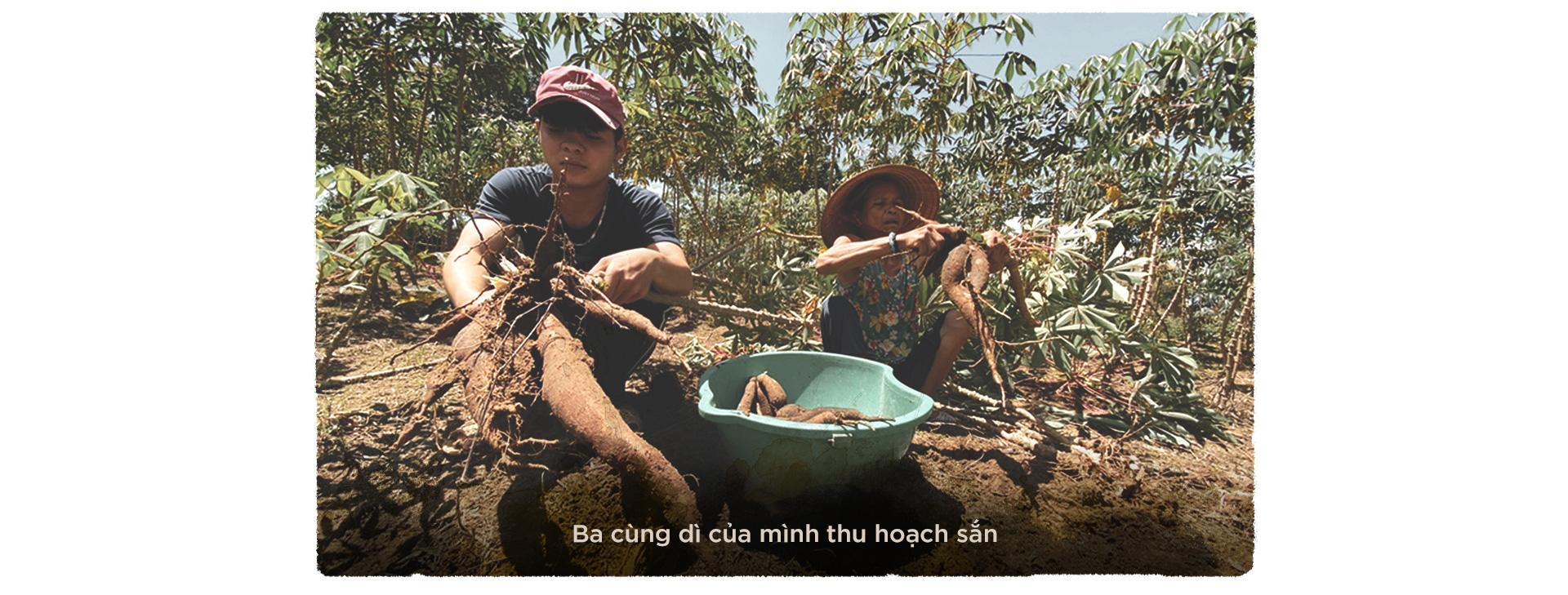 Tiếp sức đến trường: Dệt cói, trồng sắn và đeo đuổi ước mơ nghề nghiệp - Ảnh 9.