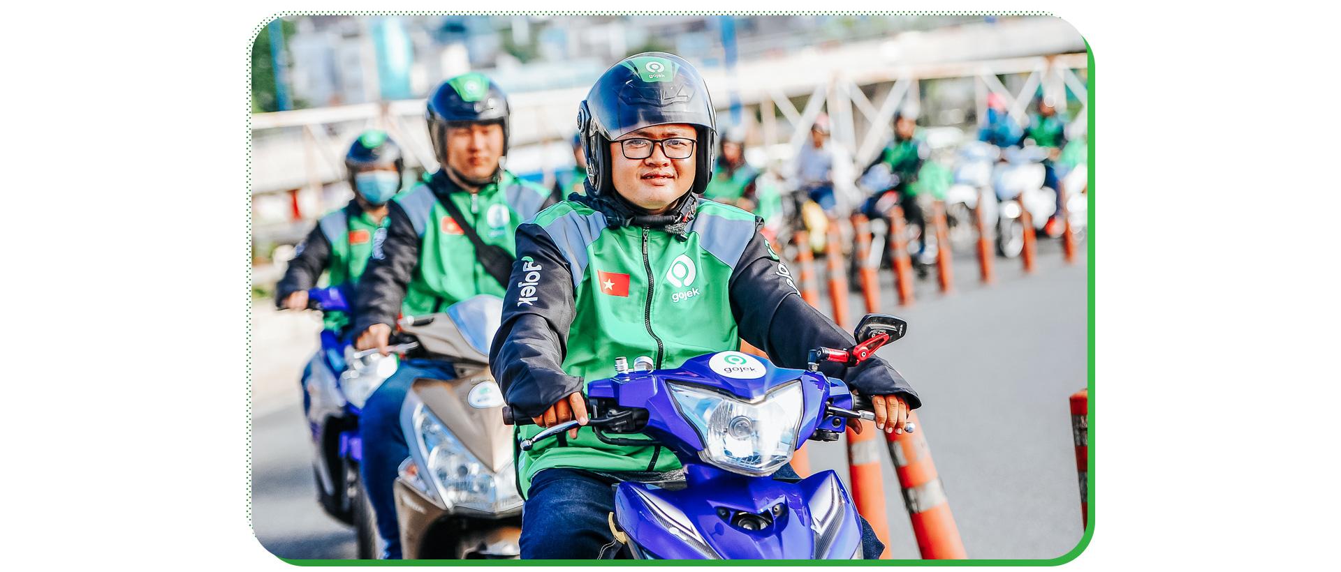 Tổng giám đốc Gojek Việt Nam: Trong nền kinh tế số, chúng tôi chia sẻ với đối tác - Ảnh 15.