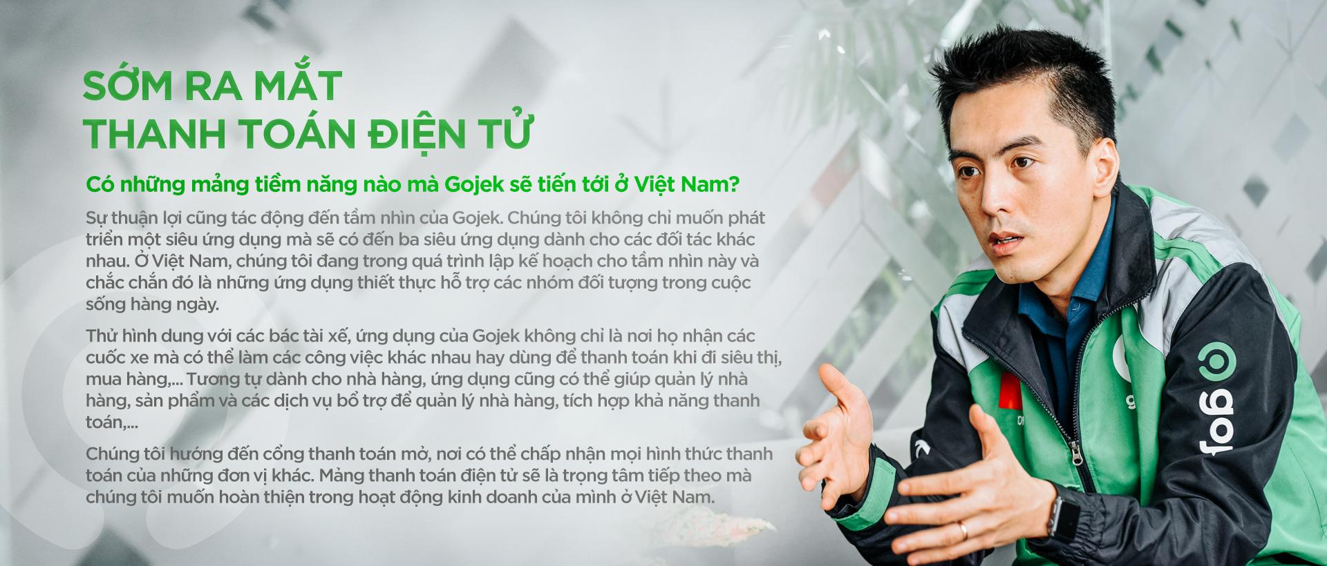Tổng giám đốc Gojek Việt Nam: Trong nền kinh tế số, chúng tôi chia sẻ với đối tác - Ảnh 16.