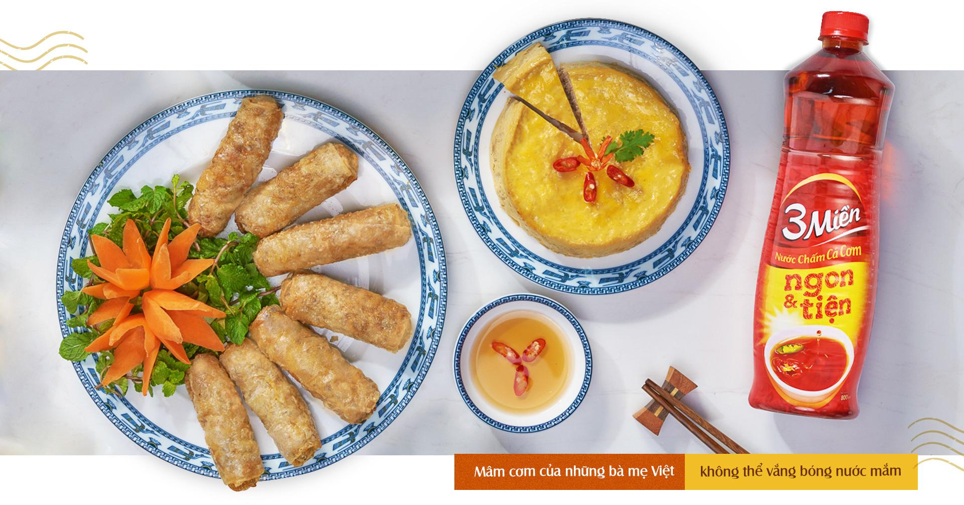 Nước mắm - gói trọn tinh túy ẩm thực Việt trong chiếc chén nhỏ gắn kết bao thế hệ gia đình - Ảnh 4.