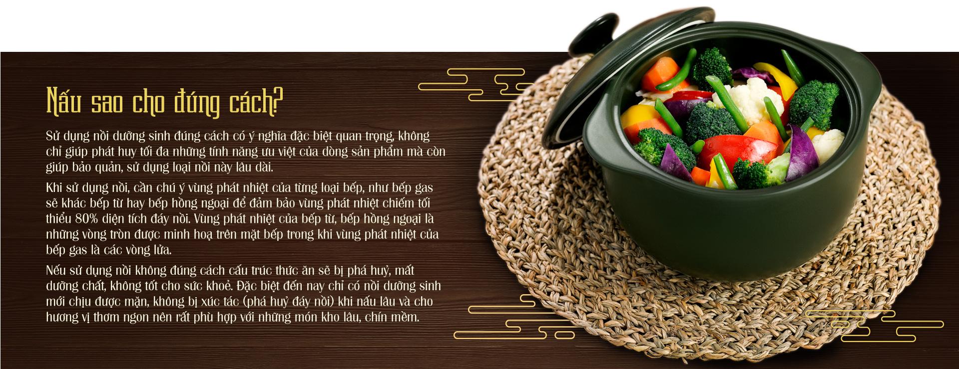Tính ưu việt của nồi sứ dưỡng sinh Minh Long - Ảnh 8.
