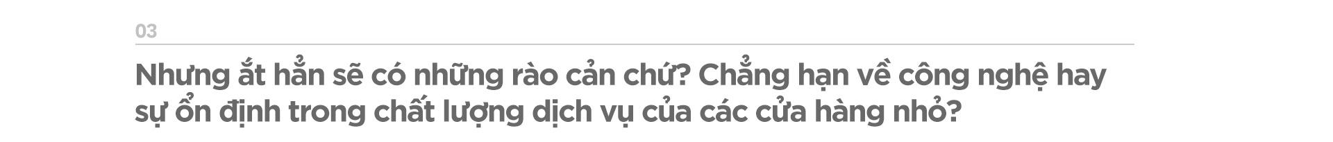 Tổng giám đốc Gojek Việt Nam: Trong nền kinh tế số, chúng tôi chia sẻ với đối tác - Ảnh 6.
