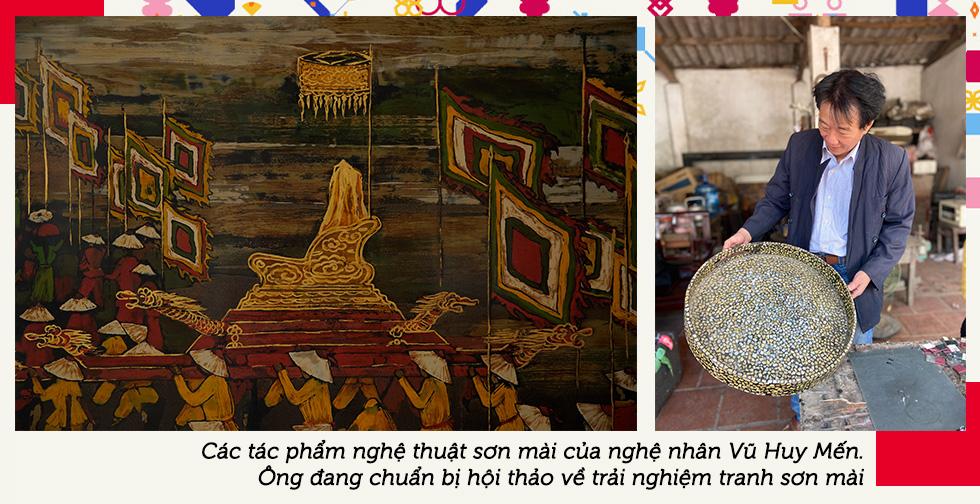 Liên hoan Sáng tạo & Thiết kế Việt Nam 2020: Nơi hội tụ những trái tim yêu nghệ thuật - Ảnh 6.
