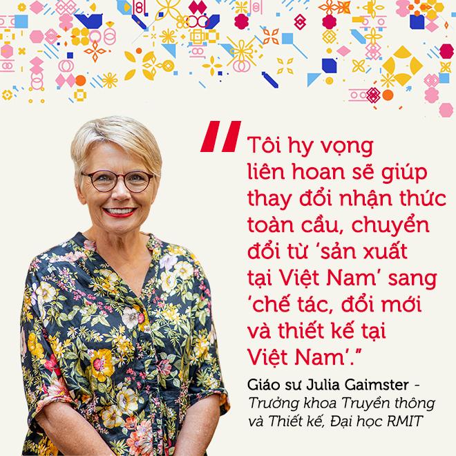 Liên hoan Sáng tạo & Thiết kế Việt Nam 2020: Nơi hội tụ những trái tim yêu nghệ thuật - Ảnh 10.