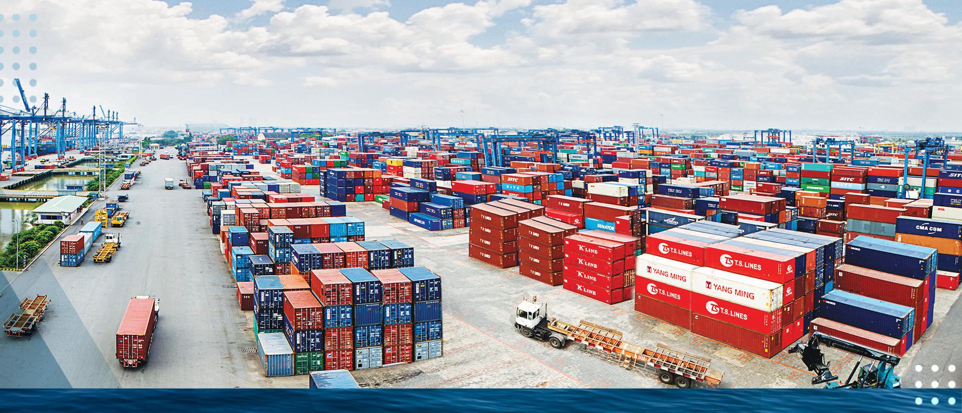 Kì 5: Cảng biển thông minh và đại dịch - Ảnh 5.