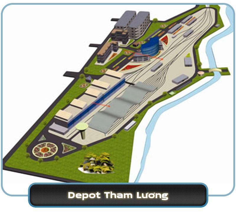 Metro số 2 Bến Thành  - Tham Lương tuyến metro xuyên tâm dài nhất TP.HCM - Ảnh 6.
