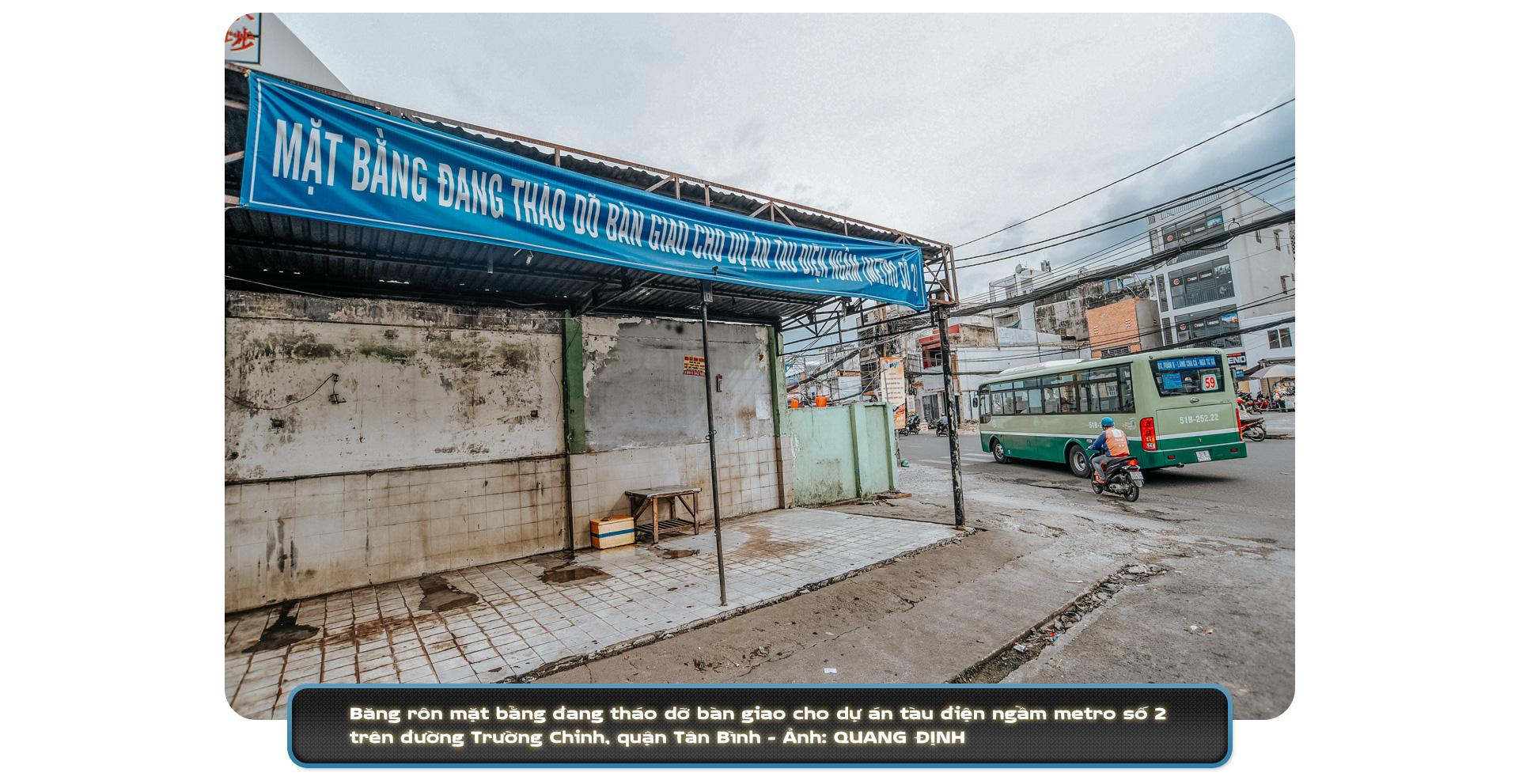 Metro số 2 Bến Thành  - Tham Lương tuyến metro xuyên tâm dài nhất TP.HCM - Ảnh 16.