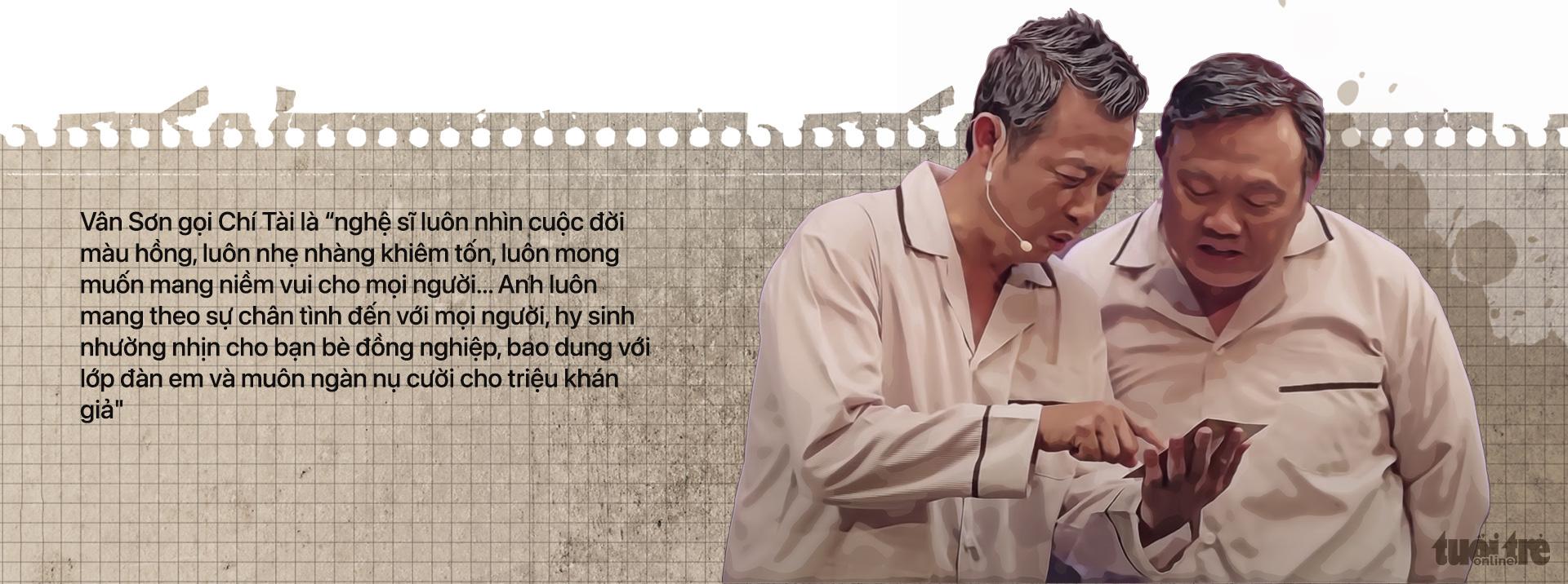 Chí Tài: Nghệ sĩ của mọi nhà - Ảnh 4.