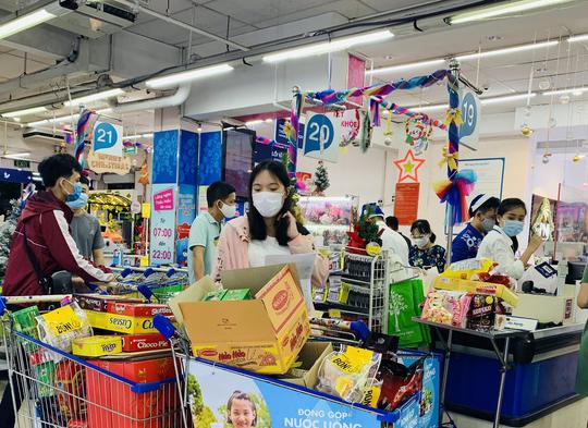 Saigon Co.op: Rầm rộ giảm giá hàng Tết, chiết khấu cao giỏ quà đặt sớm - Ảnh 1.