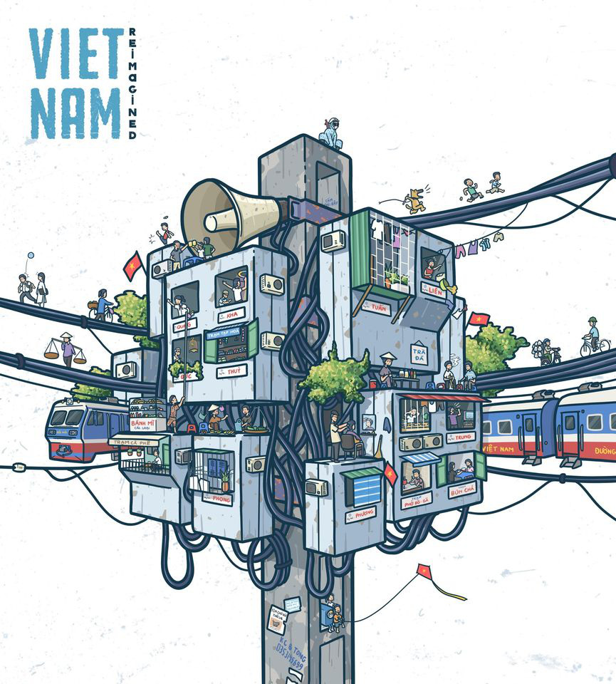 Vietnam Reimagined: Đến xem người trẻ đang tái tưởng tượng về đất nước như thế nào? - Ảnh 2.