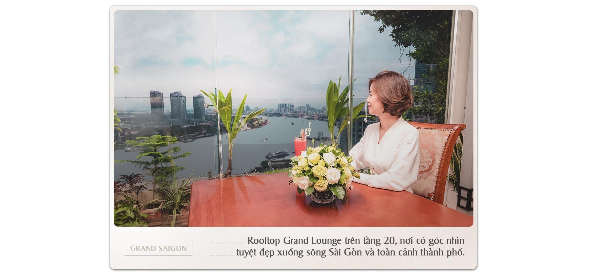 'Lựa chọn hạng nhất' mang tên Grand Sài Gòn - Ảnh 6.