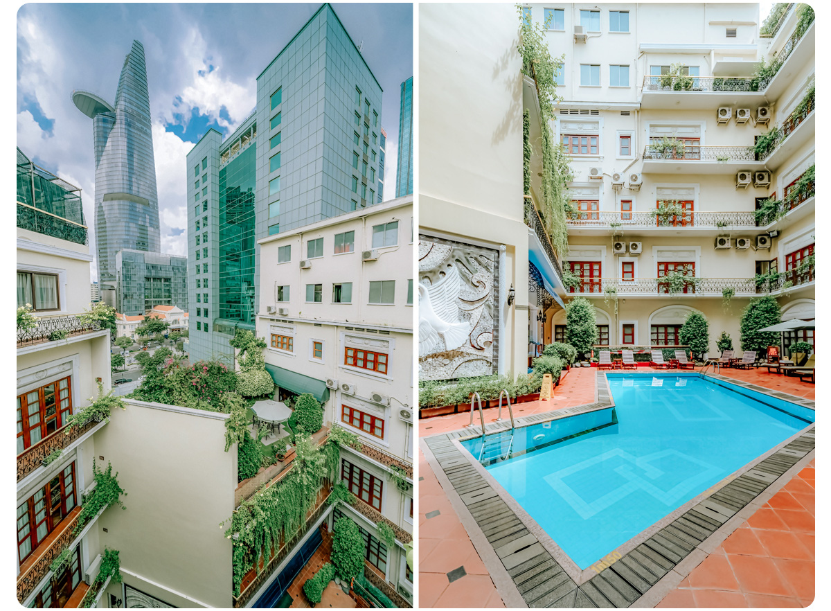 Khách sạn Majestic Sài Gòn: Một biểu tượng tráng lệ do người Việt đầu tư, quản lý - Ảnh 6.