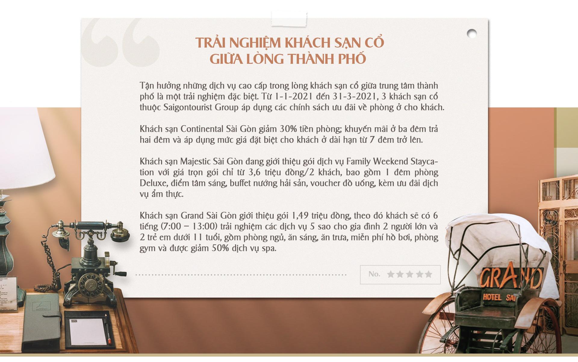 Khách sạn Majestic Sài Gòn: Một biểu tượng tráng lệ do người Việt đầu tư, quản lý - Ảnh 10.