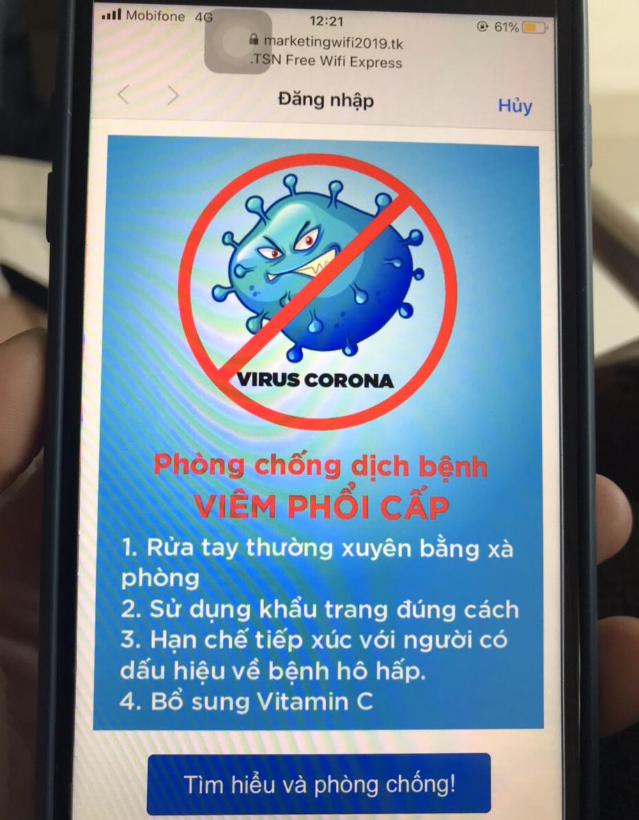 Doanh nghiệp quảng cáo bỏ tiền túi tuyên truyền chống virus corona - Ảnh 8.