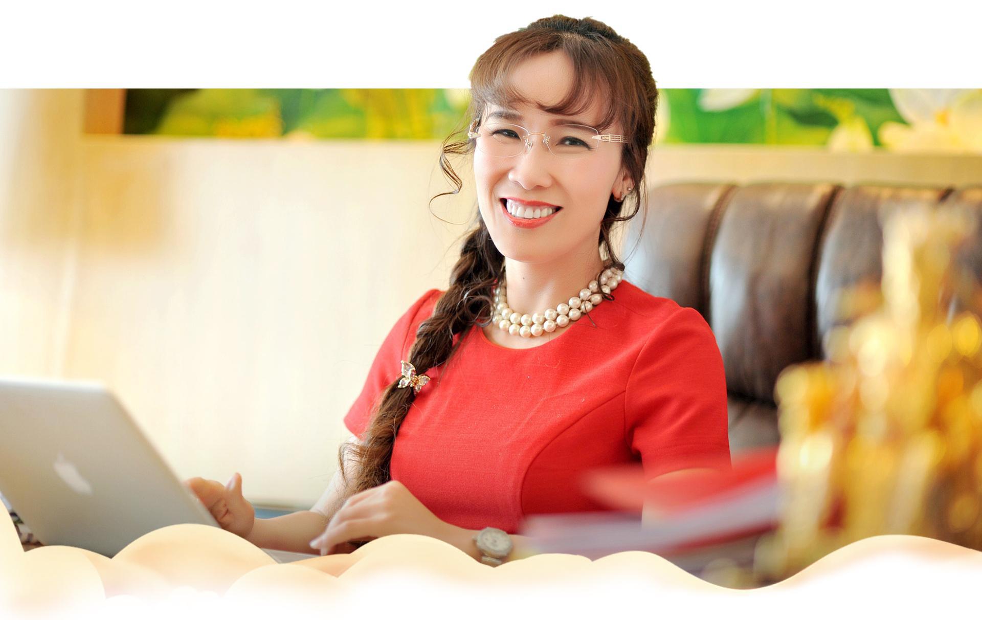 CEO Vietjet Nguyễn Thị Phương Thảo: Tiền nhiều để hiện thực hóa những ước mơ cao đẹp - Ảnh 18.