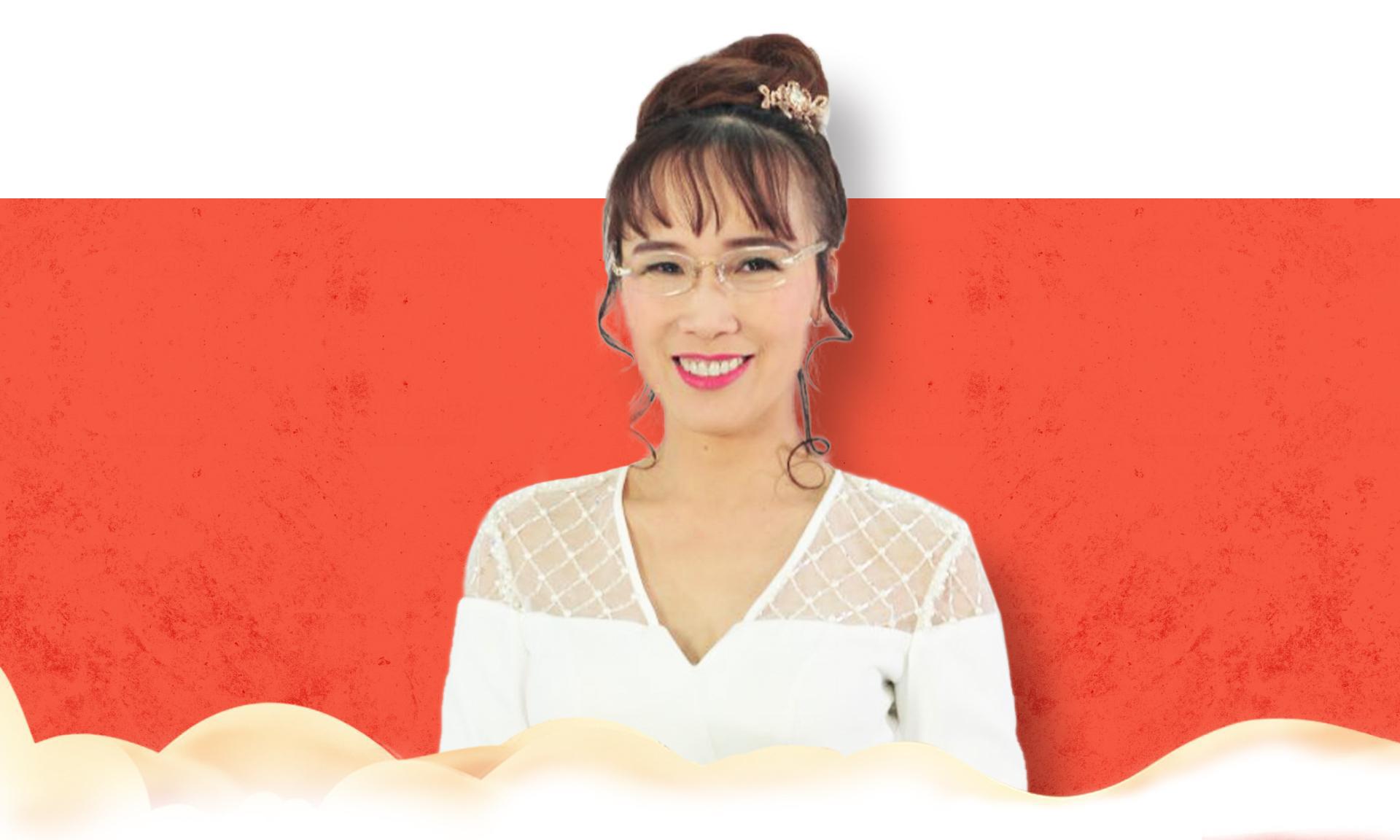 CEO Vietjet Nguyễn Thị Phương Thảo: Tiền nhiều để hiện thực hóa những ước mơ cao đẹp - Ảnh 12.