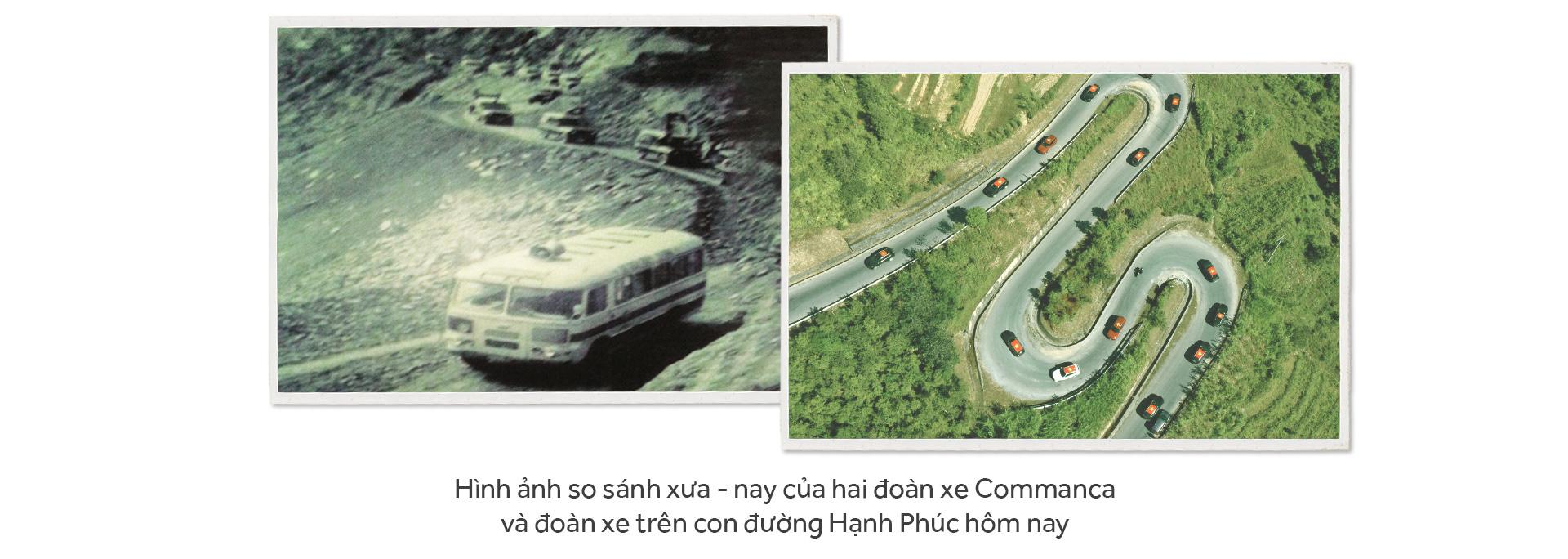 55 năm Cung đường Hạnh Phúc trên trập trùng núi đá Hà Giang - Ảnh 2.