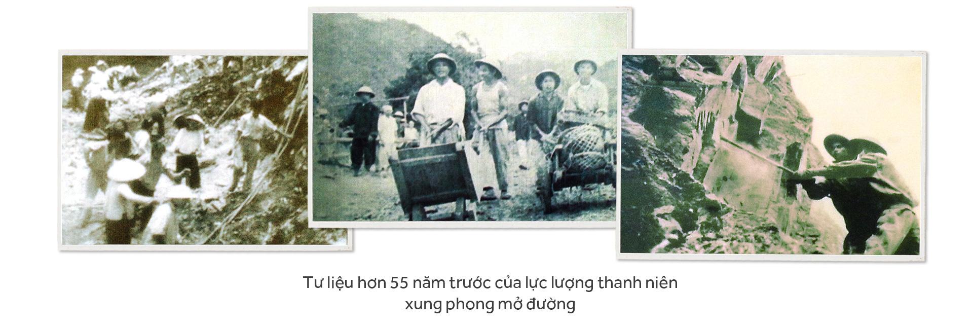 55 năm Cung đường Hạnh Phúc trên trập trùng núi đá Hà Giang - Ảnh 5.