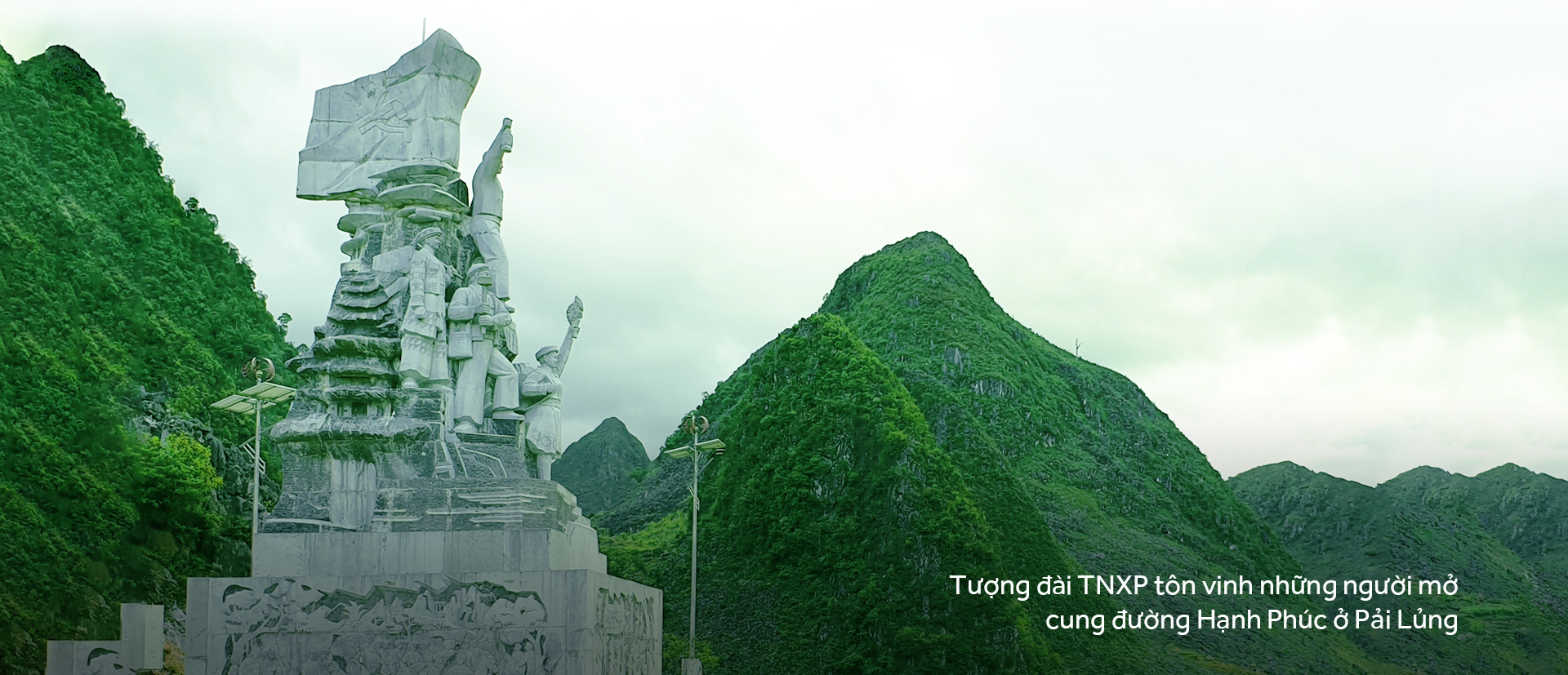 55 năm Cung đường Hạnh Phúc trên trập trùng núi đá Hà Giang - Ảnh 13.