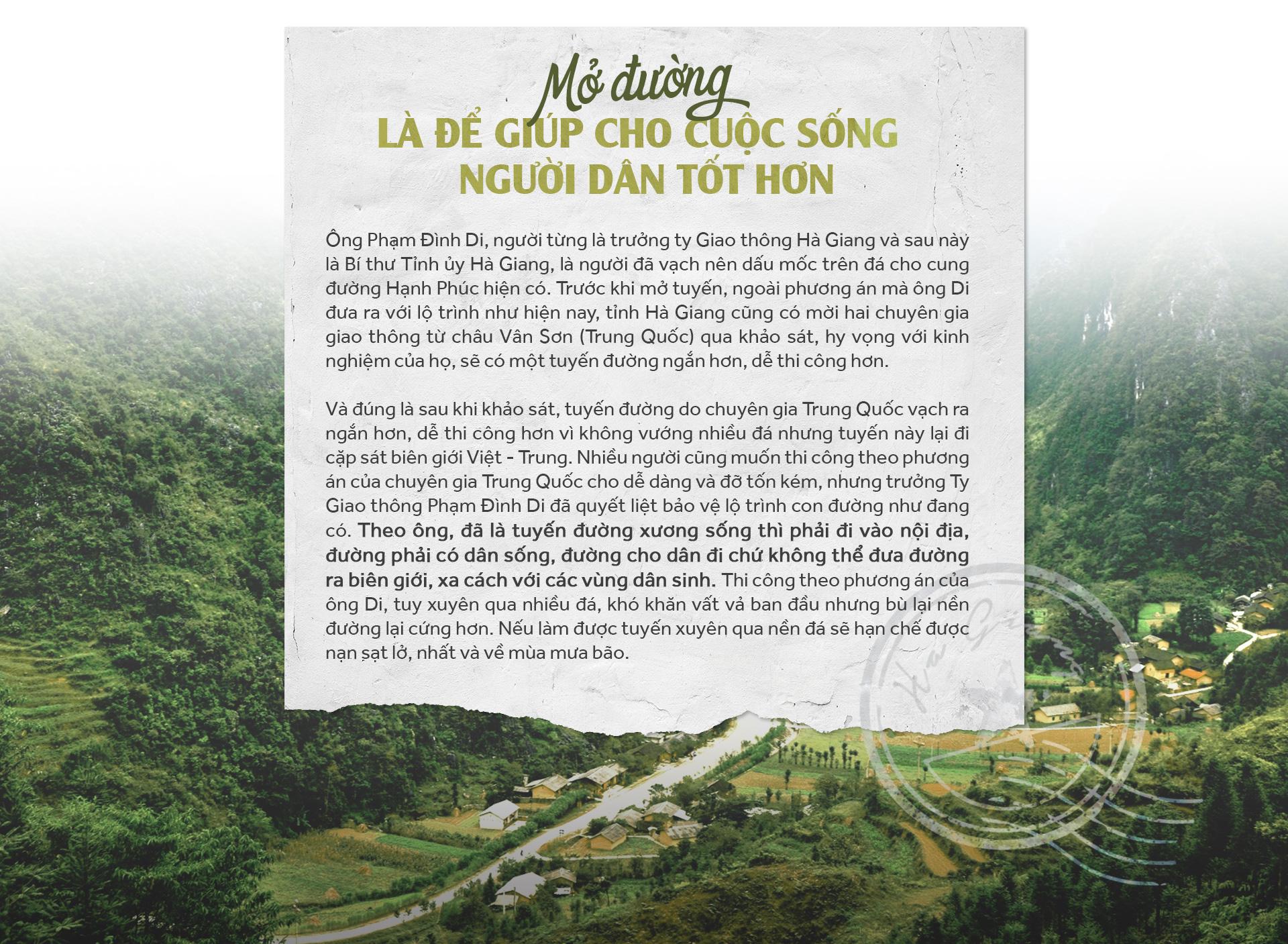 55 năm Cung đường Hạnh Phúc trên trập trùng núi đá Hà Giang - Ảnh 26.