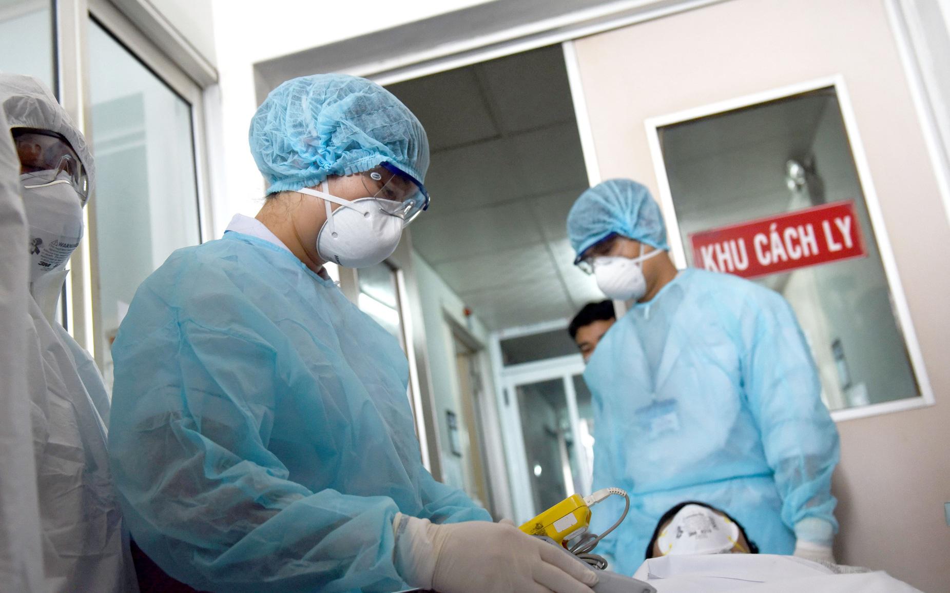 Kết quả hình ảnh cho bệnh nhân corona tại hà nội