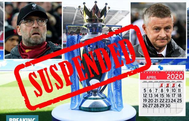 Premier League nghỉ thi đấu đến ngày 4-4 - Ảnh 1.